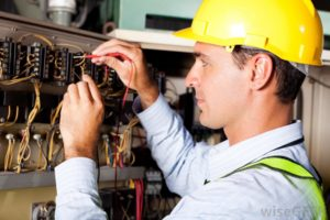 English Electrician For Moraira