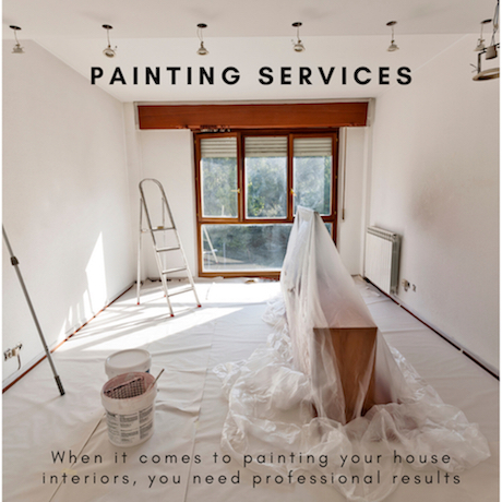 Painting Services Calpe